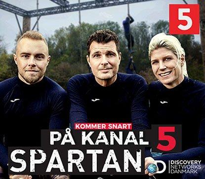 Spartan website